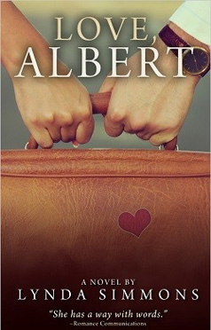 Love, Albert by Lynda Simmons