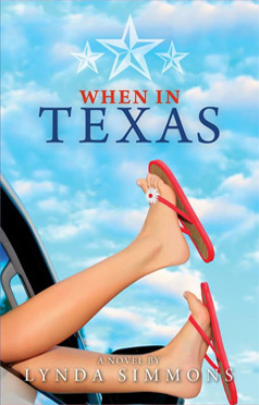 When In Texas by Lynda Simmons